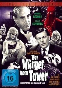 Der Würger vom Tower (Großalarm bei Scotland Yard)