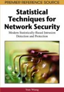Statistical Techniques for Network Security: Modern Statisticall