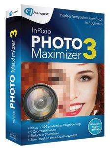 InPixio Photo Maximizer 3 - Lupenreines Vergrössern Ihrer Fotos