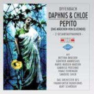 Daphnis & Chloe/Pepito (Das Mädchen Von Elizondo)