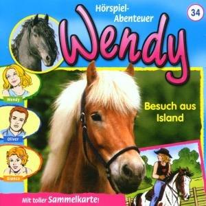 Wendy 34. Besuch aus Island. CD