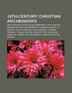 18th-century Christian archbishops