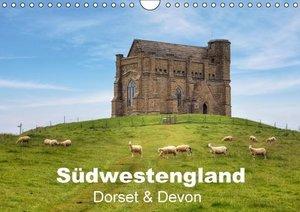 Südwestengland - Dorset & Devon (Wandkalender 2016 DIN A4 quer)
