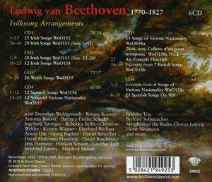 Folk Song Arrangements