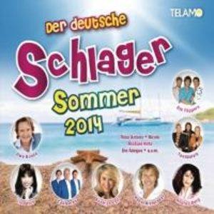 Der deutsche Schlager Sommer 2014