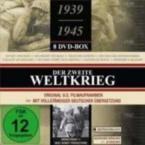 Der Zweite Weltkrieg-Original U.S.Filmaufnahmen