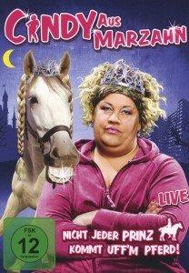 Nicht jeder Prinz kommt uff'm Pferd