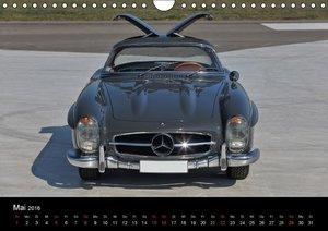 300 SL Collectors Edition # 1 (Wandkalender 2016 DIN A4 quer)