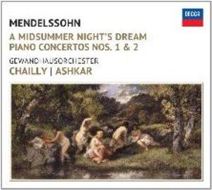 Ein Sommernachtstraum / Klavierkonzerte 1 & 2