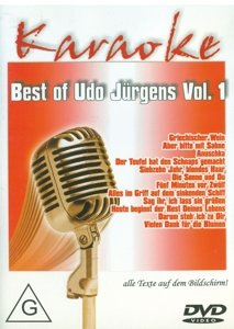 Best Of Udo Jürgens Vol.1-Karaoke DVD