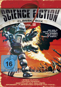 Science Fiction Classic Box