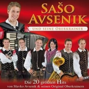 Groáe Hits von Slavko Avsenik