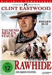 Rawhide - Tausend Meilen Staub - Season 1.1