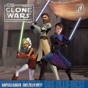 Star Wars - The Clone Wars 20: Kopfgeldjäger / Das Zillo-Biest
