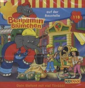 Benjamin Blümchen 118 auf der Baustelle