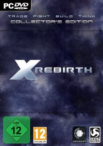 X Rebirth - Collectors Edition