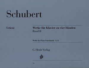 Werke für Klavier zu vier Händen Band II