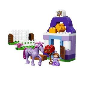 LEGO Duplo 10594 - Sofia the First: Königlicher Stall