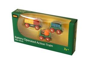 Brio 33319 - Zug mit Batterielok