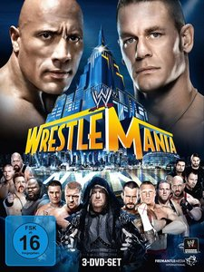 Wrestlemania XXVIV