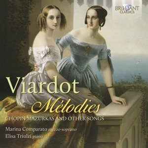 Melodies,Chopin Mazurkas And Other Songs