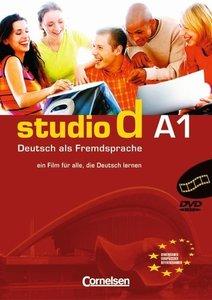 studio d. Gesamtband 1 (Einheit 1-12) - Europäischer Referenzrah