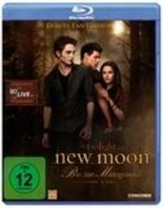 New Moon-Bis(s) zur Mittagsstunde (Blu-ray)