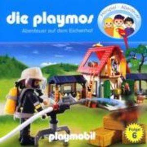 Die Playmos 06. Abenteuer auf dem Eichenhof