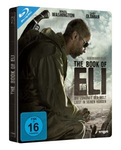 The Book of Eli Steelbook