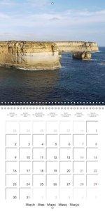 The Great Ocean Road - Dream Road of Australia (Wall Calendar 20