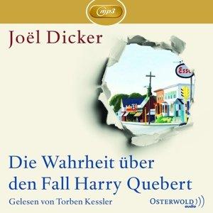 J.Dicker: Die Wahrheit Ü.D.Fall Harry Qübert