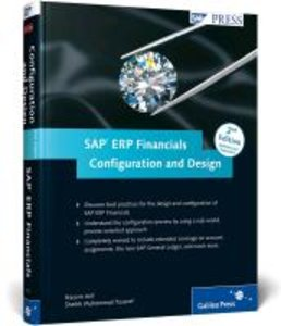 SAP ERP Financials: Configuration and Design
