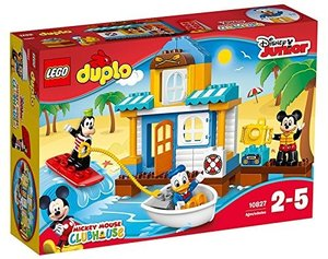 Lego 10827 Duplo-Mickys Strandhaus
