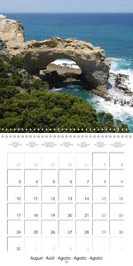 The Great Ocean Road - Dream Road of Australia (Wall Calendar 20