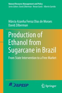 Production of Ethanol from Sugarcane in Brazil