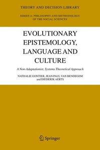 Evolutionary Epistemology, Language and Culture