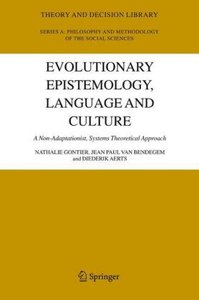 Evolutionary Epistemology, Language and Culture