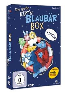Die Käpt\'n Blaubär Box (4 DVDs)
