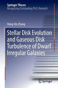 Stellar Disk Evolution and Gaseous Disk Turbulence of Dwarf Irre