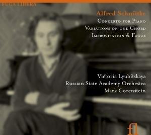 Konzert F.Klavier Und Streicher/Variationen