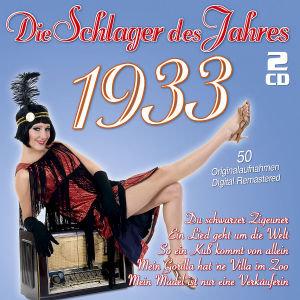 Die Schlager Des Jahres 1933