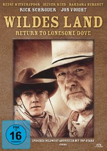Wildes Land - Return to Lonesome Dove - Teil 1-4 (Fernsehjuwelen