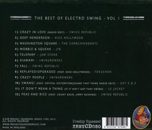 The Best Of Electro Swing Vol.1