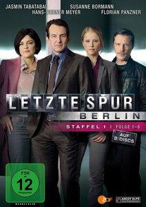 Letzte Spur Berlin Staffel 1 (Folgen 1-6)