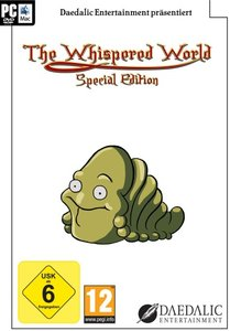 The Whispered World-Special Edition (Hybrid)