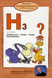 (H3)Hostien,Honig,Heftklammern