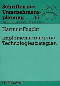 Implementierung von Technologiestrategien