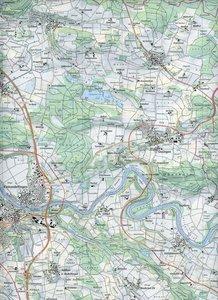 Swisstopo 1 : 25 000 Andelfingen