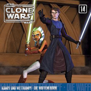 Star Wars - The Clone Wars 14: Kampf und Wettkampf / Die Waffenf