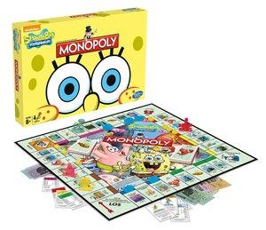 Hasbro B2180100 - Monopoly Spongebob